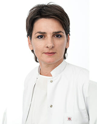 Dr Dubravka Barović Džankić spec. internista kardiolog