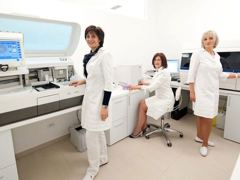 Biohemijska laboratorija milmedika